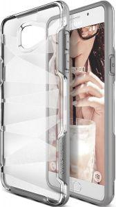 Чехол для Samsung A510 Galaxy A5 (2016) VRS Design Shine Guard - Grey (904343)