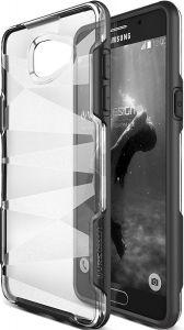 Чехол для Samsung A710 Galaxy A7 (2016) VRS Design Shine Guard - Black (904347)