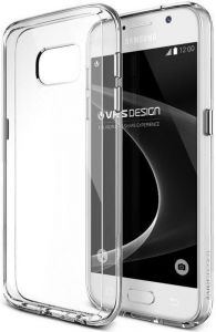 Чехол для Samsung Galaxy S7 (G930) VRS Design Crystal MIXX - Clear (904387)