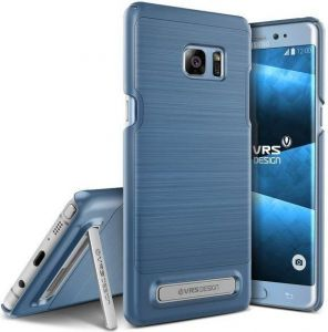 Чехол для Samsung Galaxy Note Fan Edition (N935) / Note 7 (N930) VRS Design Simpli Lite - Blue Coral (904591)