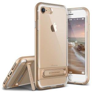 Чехол для iPhone 8 / 7 (4.7'') VRS Design Crystal Bumper - Shine Gold (904597)
