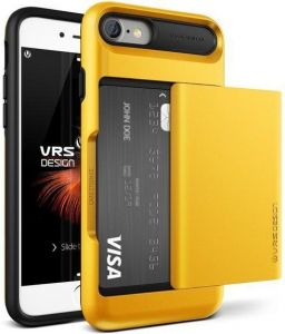 Чехол для iPhone 8 / 7 (4.7'') VRS Design Damda Glide - Special Yellow (904612)