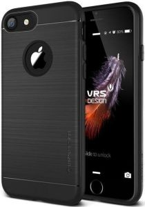 Чехол для iPhone 8 / 7 (4.7'') VRS Design Simpli Fit - Phantom Black (904620)