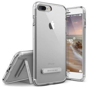 Чехол для iPhone 8 Plus / 7 Plus (5.5'') VRS Design Crystal MIXX - Clear (904660)