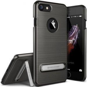 Чехол для iPhone 8 / 7 (4.7'') VRS Design Simpli Lite - Titanium Black (904760)