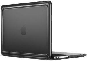 Чехол для MacBook Pro 13'' (2016/2017) with Touch Bar Speck Presidio Clear - Onyx Black (SP-91219-5446)