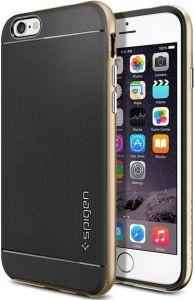 Чехол для Apple iPhone 6 (4.7'') SGP Neo Hybrid Series Champagne Gold (SGP11035)