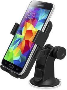 Автодержатель для iPhone X / XS / XR / XS Max / 8 Plus / 8 / 7 Plus / 7 / 6 Plus / 6 iOttie Easy One Touch XL Car Mount Holder (HLCRIO101)