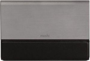 Внешний аккумулятор Moshi IonSlim 5K (USB-C) Ultra-thin Portable Battery Gunmetal Gray (99MO022138)