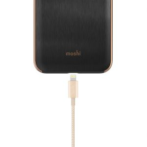 Кабель Moshi Integra Lightning to USB Cable Satin Gold (1.2 m) (99MO023223)