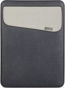 Чехол для MacBook Pro 13'' (2012-2019) / Air 13'' (2010-2018) / iPad Pro 12.9'' Moshi Muse 13 Microfiber Sleeve Case Graphite Black (99MO034004)