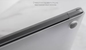 "Чехол для MacBook Air 13"" (2018) Moshi Ultra Slim Case iGlaze Stealth Clear (99MO071909)"