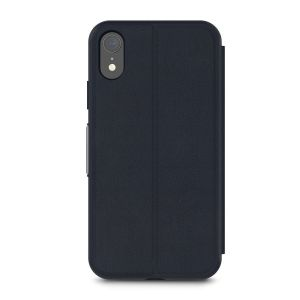 Чехол для iPhone XR Moshi SenseCover portfolio case with touch-sensitive cover Midnight Blue (99MO072531)
