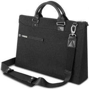 Сумка для ноутбука с диагональю до 15'' Moshi Urbana Slim Laptop Briefcase Slate Black (99MO078002)