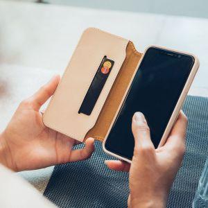 Чехол для iPhone XS MAX (6.5'') Moshi Overture Premium Wallet Case Savanna Beige (99MO091262)