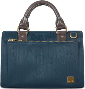 Сумка для iPad Mini и планшетов до 8'' Moshi Lula Crossbody Nano Bag Mini Handbag Bahama Blue (99MO100531)