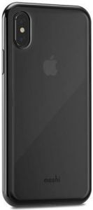 Чехол для iPhone XS/X Moshi Vitros Slim Stylish Protection Case Raven Black (99MO103031)