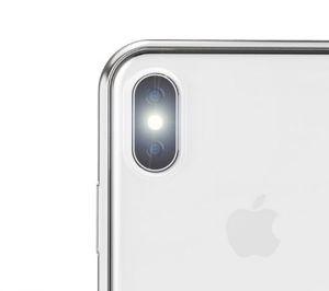 Чехол для iPhone XS/X Moshi Vitros Slim Stylish Protection Case Jet Silver (99MO103201)