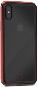 Чехол для iPhone XS/X Moshi Vitros Slim Stylish Protection Case Crimson Red (99MO103321)