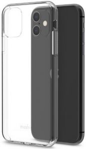 Чехол для iPhone 11 (6.1'') Moshi Vitros Slim Clear Case Crystal Clear (99MO103907)
