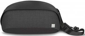 Сумка для iPad Mini и планшетов до 8'' Moshi Tego Slingpack Charcoal Black (99MO110003)