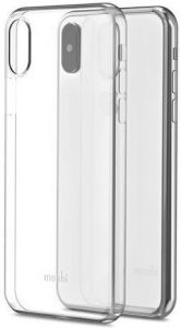 Чехол для iPhone X Moshi SuperSkin Exceptionally Thin Protective Case Crystal Clear (99MO111903)