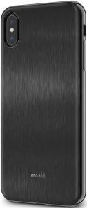 Чехол для iPhone XS MAX (6.5'') Moshi iGlaze Slim Hardshell Case Armour Black (99MO113002)