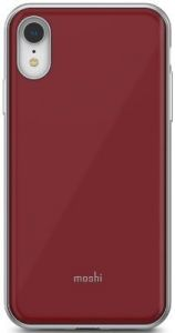 Чехол для iPhone XR Moshi iGlaze Slim Hardshell Case Merlot Red (99MO113321)