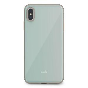 Чехол для iPhone XS MAX (6.5'') Moshi iGlaze Slim Hardshell Case Powder Blue (99MO113632)