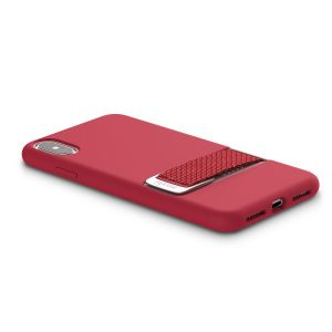 Чехол для iPhone XS MAX (6.5'') Moshi Capto Slim Case with MultiStrap Raspberry Pink (99MO114302)