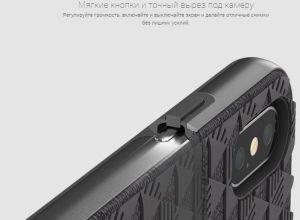 Чехол для iPhone XR Moshi Altra Slim Hardshell Case With Strap Savanna Beige (99MO117111)