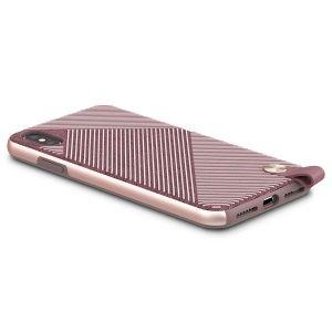 Чехол для iPhone XS MAX (6.5'') Moshi Altra Slim Hardshell Case With Strap Blossom Pink (99MO117302)