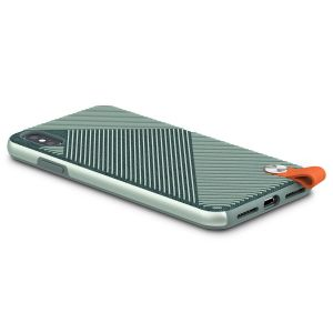 Чехол для iPhone XS MAX (6.5'') Moshi Altra Slim Hardshell Case With Strap Mint Green (99MO117602)
