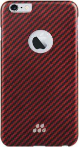 Чехол для iPhone 6/6S (4.7'') Evutec Karbon DuPont Kevlar S (0,7 mm) Kozane (AP-006-CS-K02)