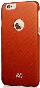 Чехол для iPhone 6/6S (4.7'') Evutec Karbon DuPont Kevlar S (0,7 mm) Brigadine (AP-006-CS-K04)