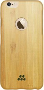 Деревянный чехол для iPhone 6/6S (4.7'') Evutec Wood S (0,9 mm) Bamboo (AP-006-CS-W31)