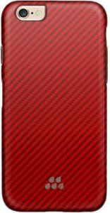 Чехол для iPhone 6/6S (4.7'') Evutec Karbon DuPont Kevlar SI (1,5 mm) Lorica (AP-006-SI-K03)