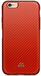 Чехол для iPhone 6 Plus / 6S Plus (5.5'') Evutec Karbon DuPont Kevlar SI (1,5 mm) Brigadine (AP-655-SI-KA4)