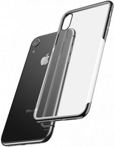 Чехол для iPhone XR (6.1'') Baseus Shining Case Black (ARAPIPH61-MD01)