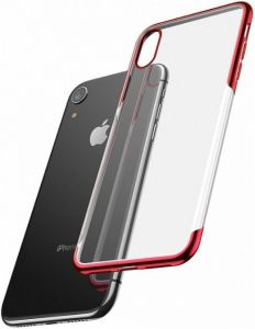 Чехол для iPhone XR (6.1'') Baseus Shining Case Red (ARAPIPH61-MD09)