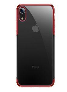 Чехол для iPhone XR (6.1'') Baseus Shining Case Red (ARAPIPH61-MD09)
