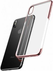 Чехол для iPhone XS Max (6.5'') Baseus Shining Case Gold (ARAPIPH65-MD0V)