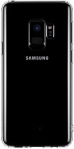 Чехол для Samsung Galaxy S9 (G960) Baseus Simple Transparent (ARSAS9-02)