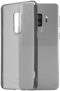 Чехол для Samsung Galaxy S9 Plus (G965) Baseus Simple Black (ARSAS9P-01)