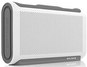 Портативная колонка Braven Balance Portable Bluetooth Speaker - Alpine White/Gray/Gray (BALWGG)