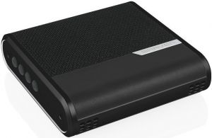 Портативная акустика Braven Bridge Speaker and Conferencing device - Black/Black/Black (BRGBBB)