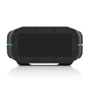 Портативная колонка Braven BRV-1 Portable Wireless Speaker Black with Cyan Relief and Black Grill (BRV1BCB)