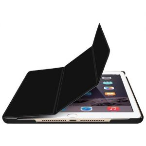 Чехол для iPad 9.7'' (2017/2018) Macally Case and Stand Black (BSTAND5-B)