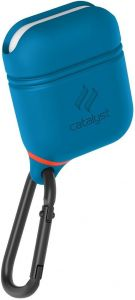 Водонепроницаемый чехол для зарядного кейса AirPods 2/1 Catalyst Waterproof AirPods Case Blueridge/Sunset (CATAPDTBFC)