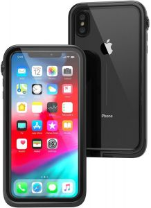 Водонепроницаемый чехол для iPhone XS Max (6.5'') Catalyst Waterproof Case Black (CATIPHOXBLKL)